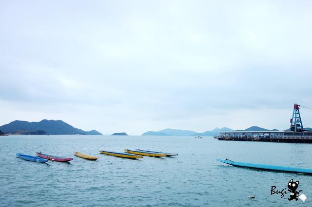 香港後花園「西貢」半日遊:搭船跳島、走逛各種文青小店、大啖海鮮,在大街小巷感受港人日常