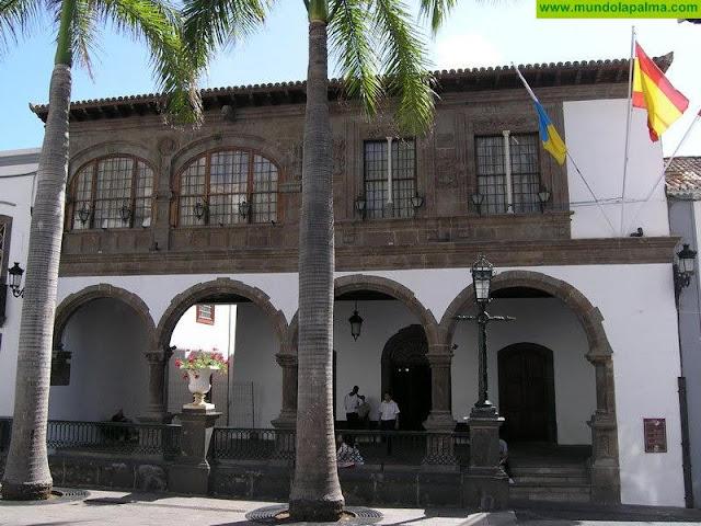 El Ayuntamiento contrata a 33 desempleados de larga duración en el proyecto 'Santa Cruz de La Palma. Formación para el empleo 2018'