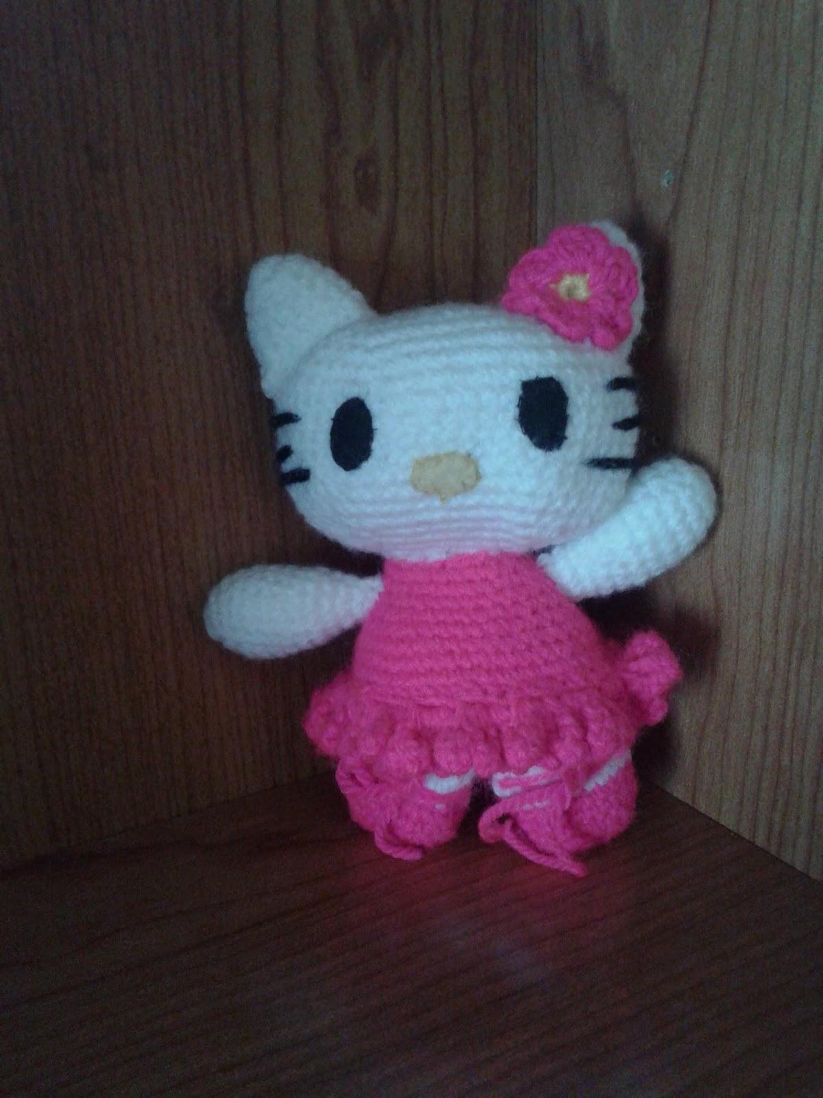 Hello Kitty - Grande (amigurumi) no Elo7 | Ateliê Pink & Purple ... | 1600x1200