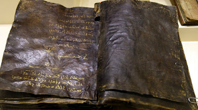 Bíblia com mais de 1500 anos é encontrada na Turquia