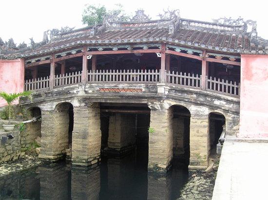 Japanese Covered Bridge Hoi An