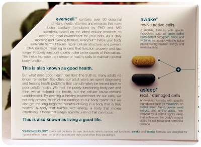 Everycell Natural Health Formula