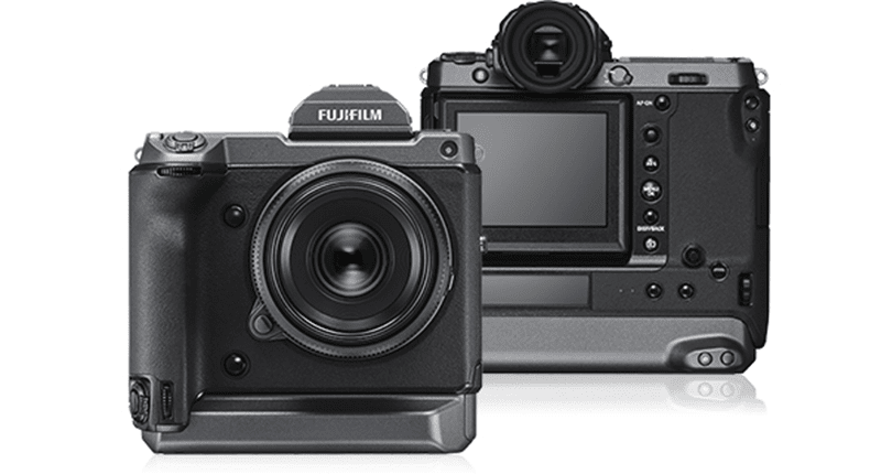 Fujifilm GFX100 with 102MP sensor and IBIS priced in the Philippines at PHP 599,990!