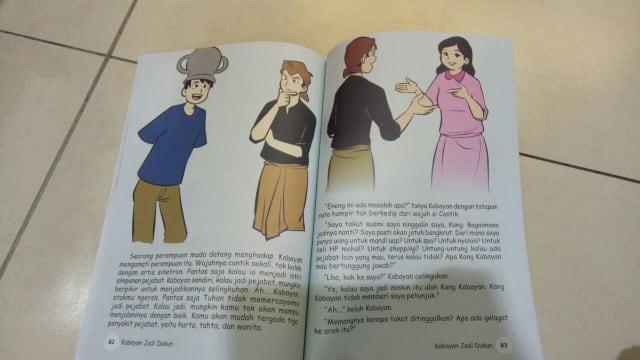 Astagfirullah, Beredar Lagi Buku Anak Yang Mengandung Bahasa Tak Senonoh