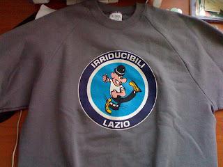 59327aed12d ULTRAS NOT REDS  IRIRIDUCIBILI LAZIO t shirts