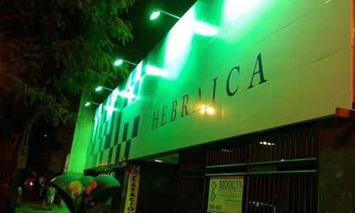 Hebraica Rio e FutParódias realizam show beneficente
