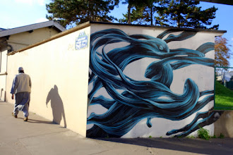Sunday Street Art : Pantonio - boulevard Vincent Auriol - Paris 13