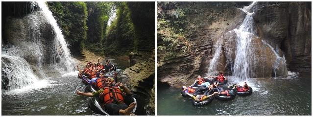 Paket River Tubing Santirah
