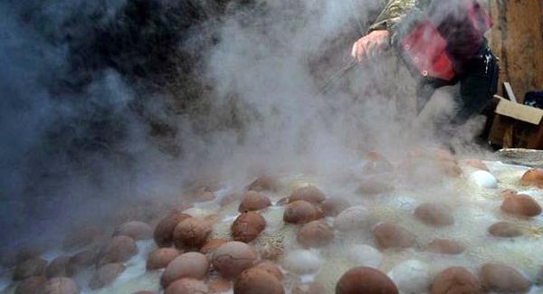 Telur Rebus Unik