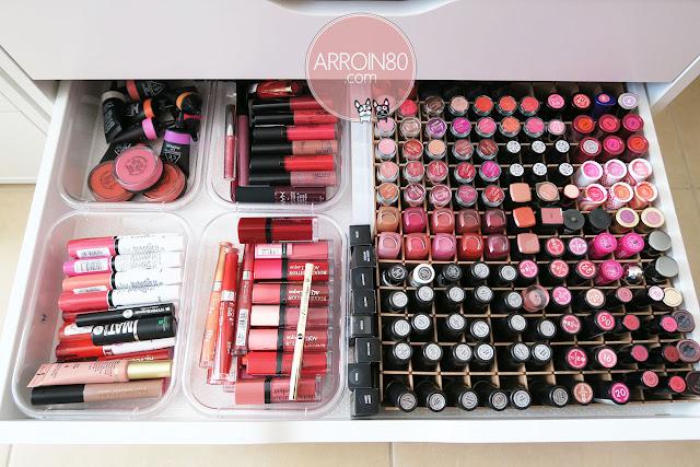 Arroin80 blog de belleza cosm tica y maquillaje mi - Cajas ordenacion ikea ...