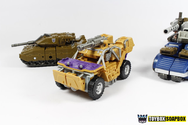 unite warriors swindle jeep mode
