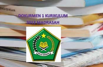Contoh Dokumen 1 Kurikulum 2013 Madrasah