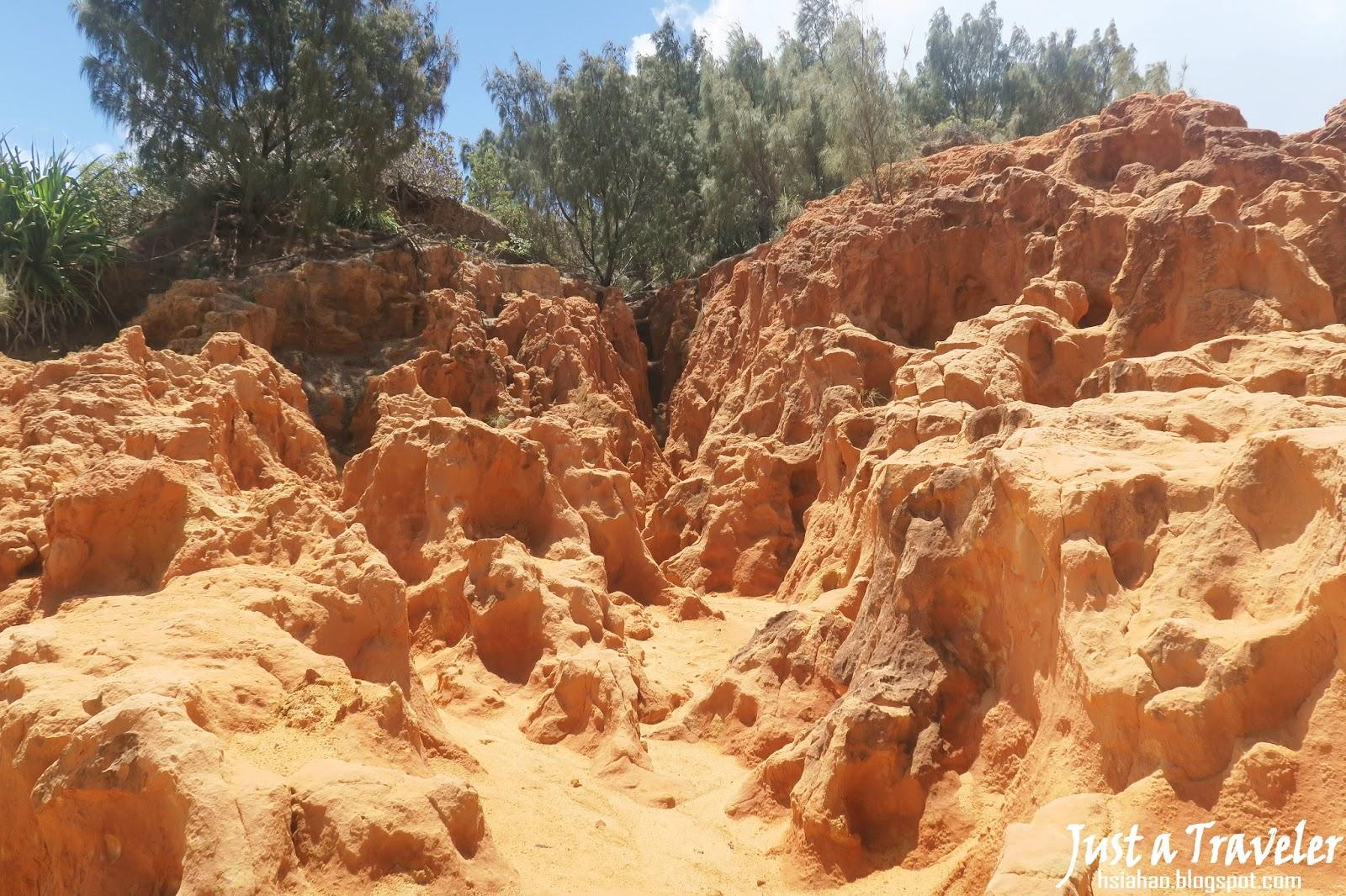 布里斯本-摩頓島-Cape-Cliff-景點-交通-住宿-推薦-旅遊-自由行-澳洲-Brisbane-Moreton-Island-Tourist-Attraction-Travel-Australia