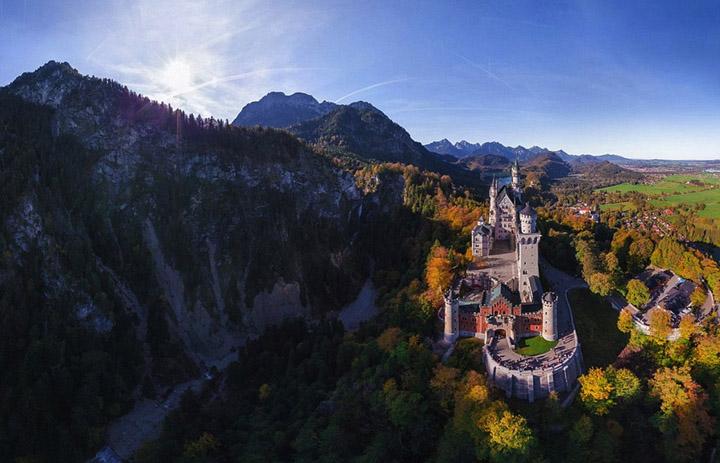 kale manzara resimleri
