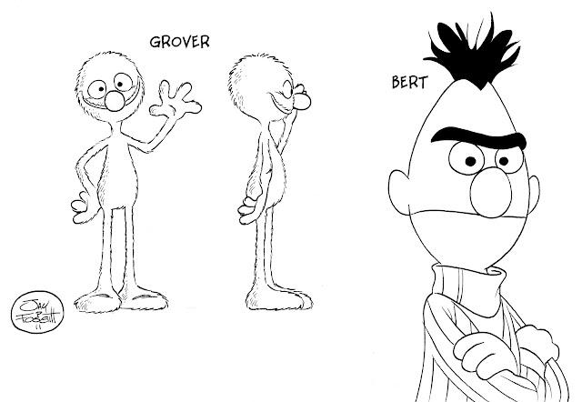 CUTE AND CREEPY: The blog of cartoonist Jay P. Fosgitt ...