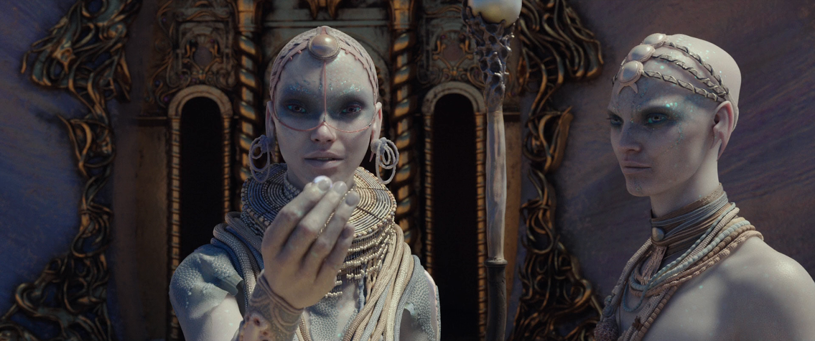 Valerian y la Ciudad de los Mil Planetas (2017) BRRip 1080p Latino - Ingles captura 1