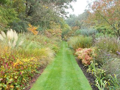 Knoll Gardens Autumn Green Fingered Blog