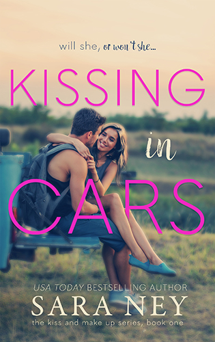 Kissing in Cars by Sara Ney
