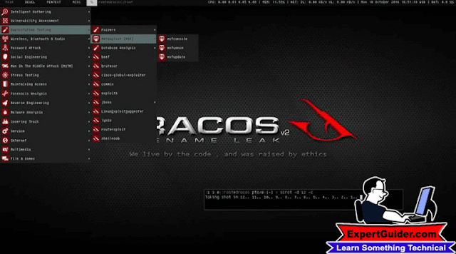 Dracos-Best Operating System-Expertguider.com