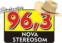 Rádio Nova Stereosom FM de Leme SP ao vivo