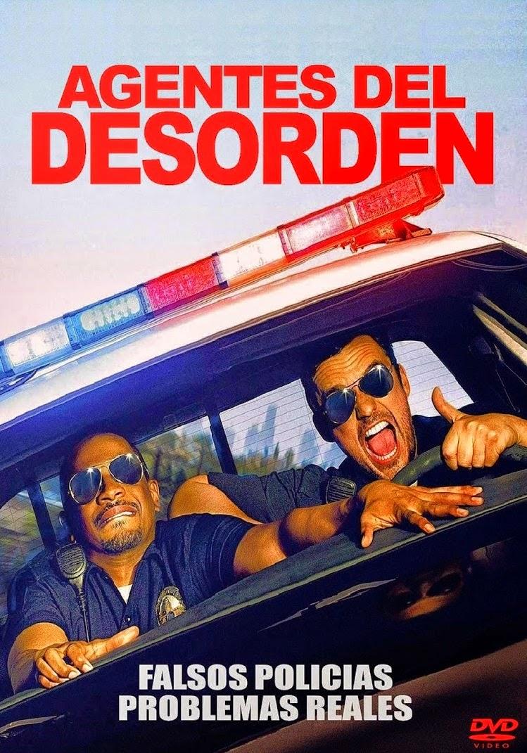 Agentes del desorden trailer latino dating 7