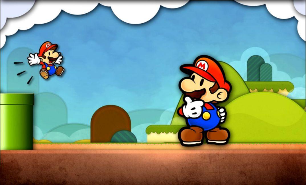 Best Hd Super Mario Wallpaper Wallpapers Mobile