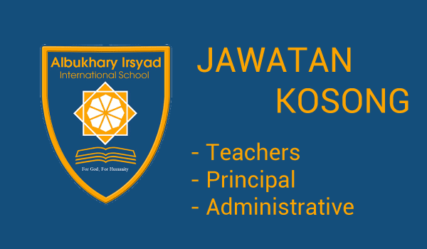Jawatan Kosong AiU-Irsyad International School