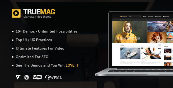 قالب ووردبريس True Mag v4.2.4