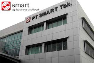 Lowongan Kerja Jakarta Via Email PT SMART Tbk