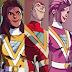 Revelado o visual dos Power Rangers Supersonic