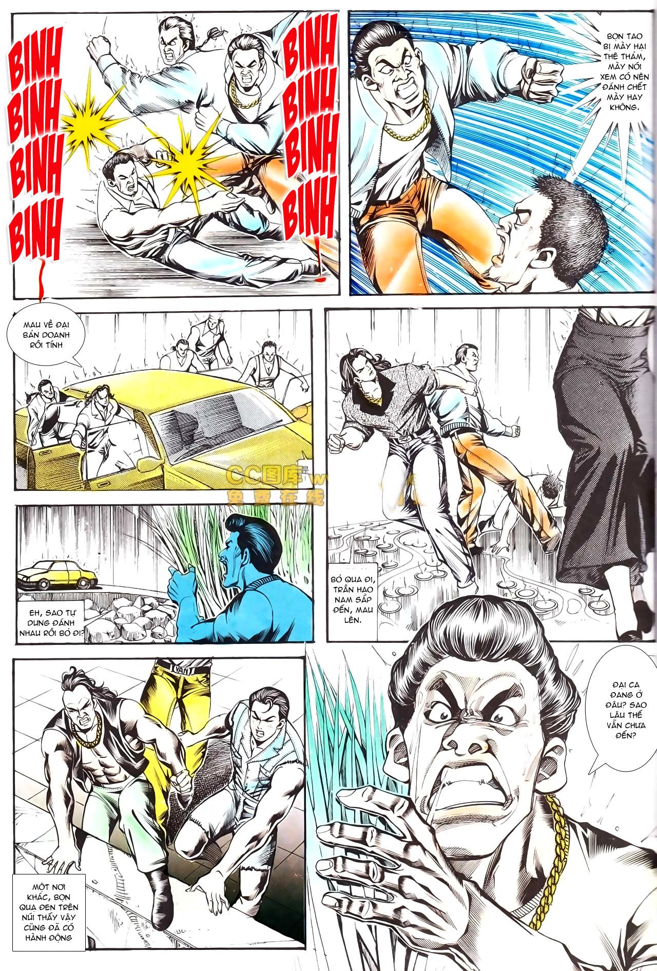 Người Trong Giang Hồ chapter 168: người đẹp dưới nước trang 13