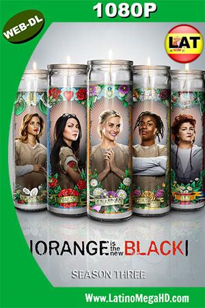 Orange Is the New Black (Serie de TV) (2015) Temporada 3 Latino WEB-DL 1080P ()
