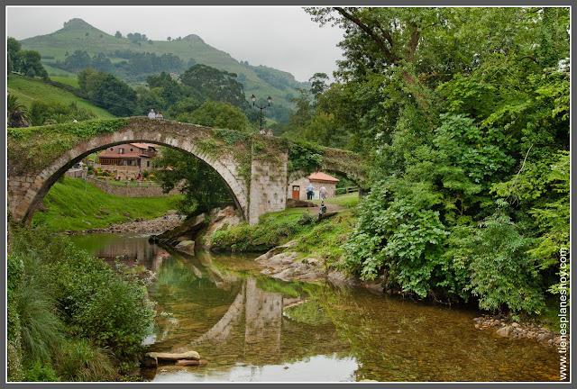 LIérganes en Cantabria