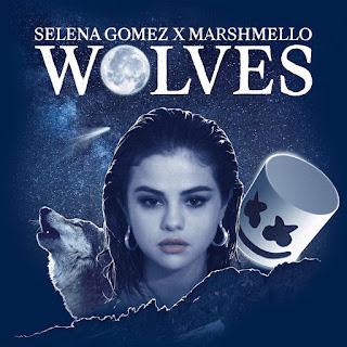 Selena Gomez X Marshmello - Wolves