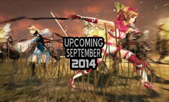 Inilah Game yang Akan di Rilis Bulan September 2014