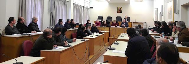 Συνάντηση εργασίας στην Περιφέρεια για τον προγραμματισμό έργων των ΓΟΕΒ- ΤΟΕΒ