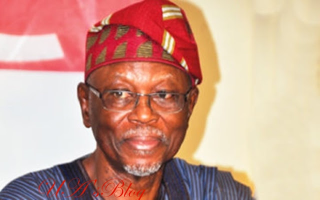 Why I Withdrew From APC Chairmanship Race – Odigie-Oyegun