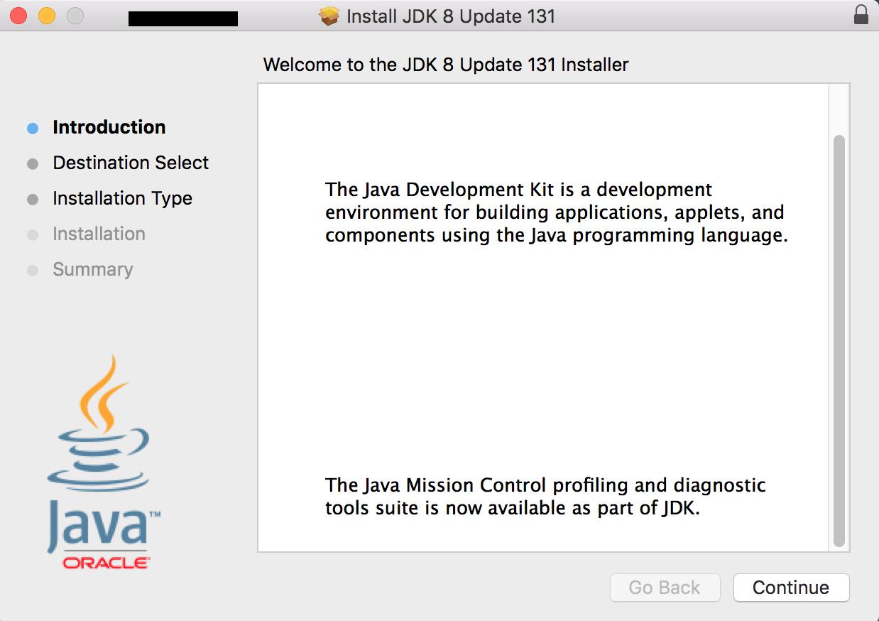 Java Trails: Java Installation