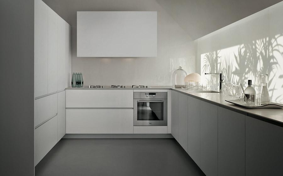 Cocinas angulares pr cticas y eficientes cocinas con estilo - Ambientazioni cucine moderne ...