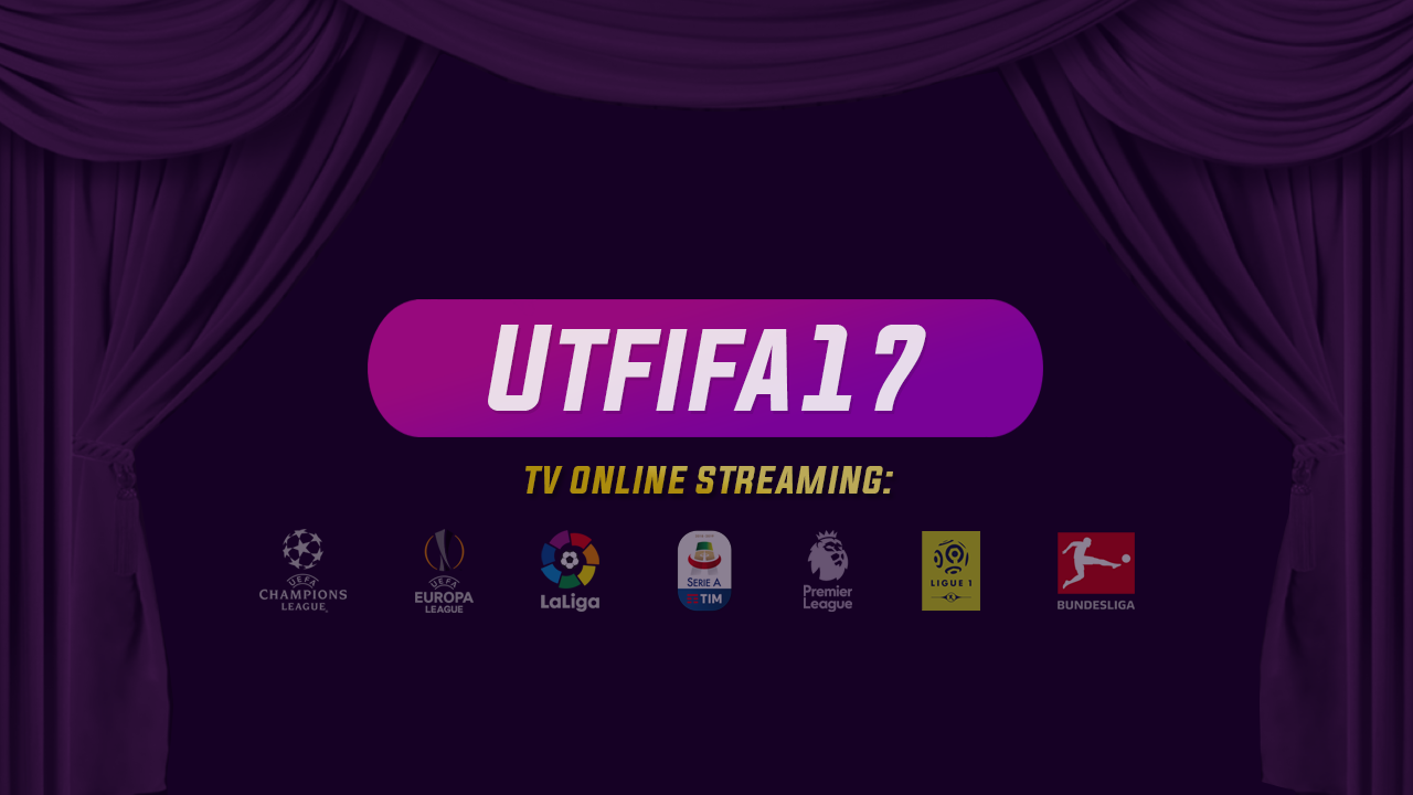 UTFIFA17 TV Online Bola Live Streaming beIN Sports - Yalla Shoot