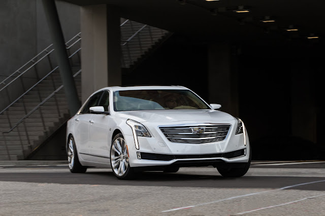Cadillac Offers New Way For Passengers To Get Connected