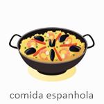 comida espanhola