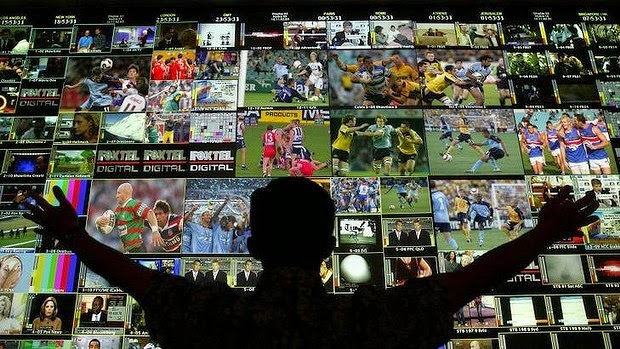 Foxtel reduces the value of subscriptions to its customers