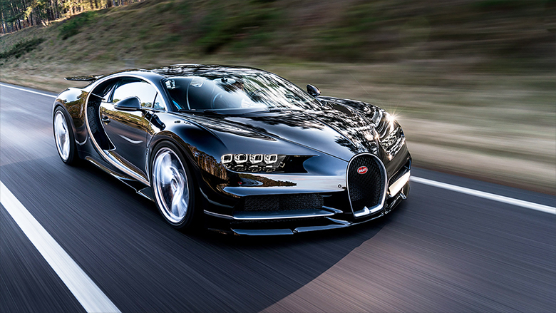 The Bugatti Chiron Is The Worldu0027s First Super Sports Car To Bring 1,500 HP  Onto The Road With A Torque Of 1.600 Nm