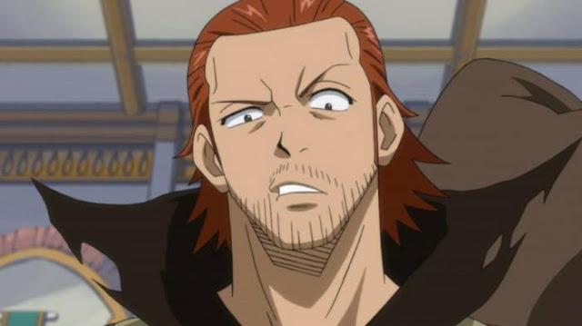 """Gildarts """"Ace of Fairy Tail"""" Clive"""