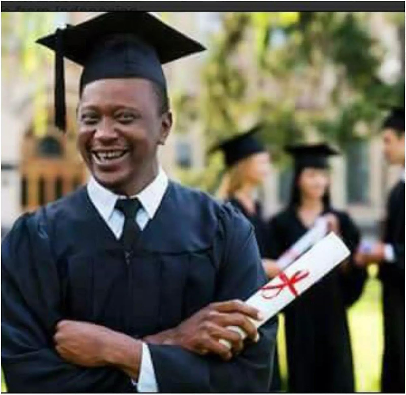 daily post did uhuru really graduate from amherst college here did uhuru really graduate from amherst college here is the painful truth photo