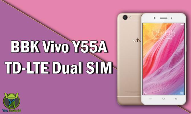 BBK Vivo Y55A TD-LTE Dual SIM Full Specs Datasheet