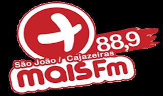 Rádio Mais FM de São João do Rio do Peixe Paraíba ao vivo na net...