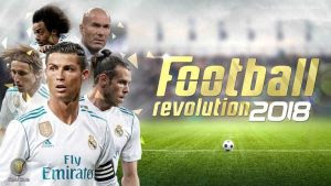 Download Soccer Revolution 2018 MOD APK v0.2 for Android Terbaru Update 2017