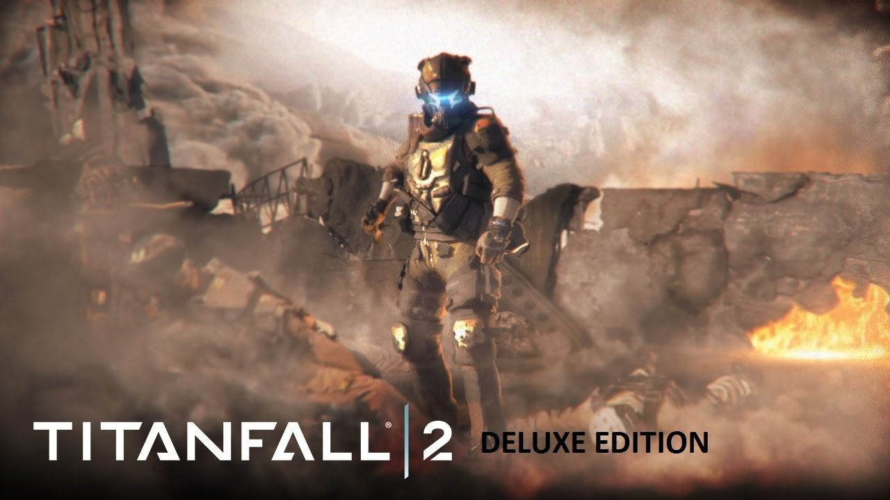 Titanfall 2 {Deluxe Edition} [Incl  Language Packs] ^*CODEX